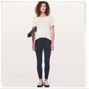 Lululemon Fall In Place Light Weight Top